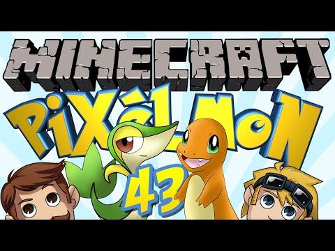 Minecraft Pixelmon (Pokemon Mod) #43 - A New Home!