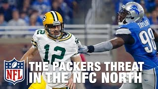 The Biggest Threat in the NFC North to the Green Bay Packers | NFL | Around the NFL