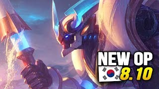 9 New OP Builds and Champs in Korea Patch 8.10 SO FAR (League of Legends)