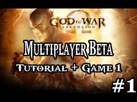 GOW Multiplayer Beta - Tutorial and First Game
