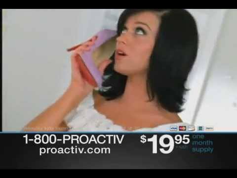 Get Proactiv Free Sample Here - Acne is Not Your Fault! Katy Perry Proactiv Commercial