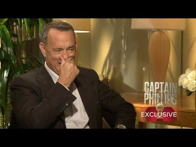 TOM HANKS AND PIRATES ON THE HIGH SEAS