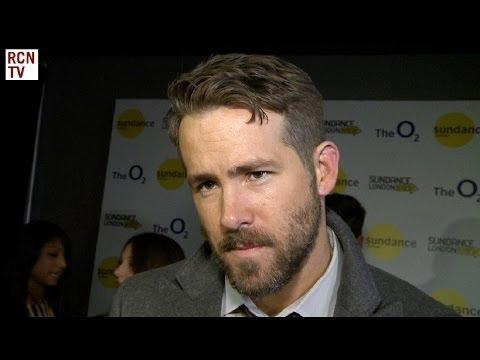 Ryan Reynolds Interview The Voices Premiere