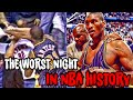 The WORST Night In NBA HISTORY (The Malice At The Palace)
