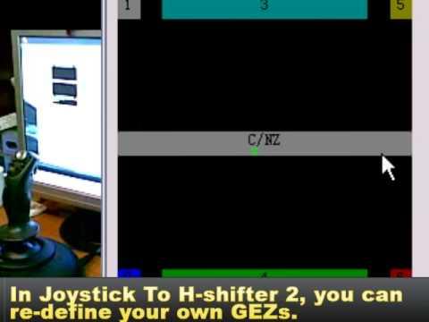 Joystick To H-shifter 2 DEMO