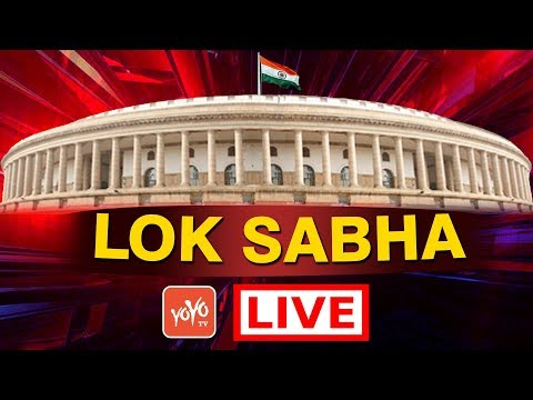 Lok Sabha Live | No-Confidence Motion Against Modi Govt  | AP Special Status | YOYO TV Channel