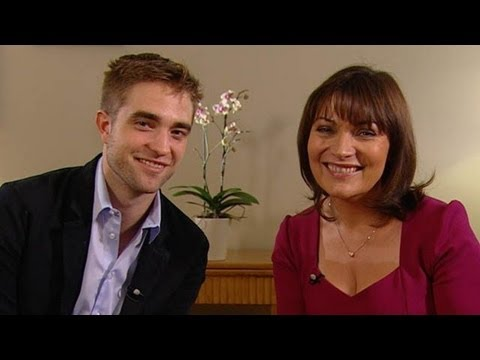 Robert Pattinson on Daybreak