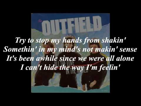 Outfield - I Dont Wanna Lose Your Love