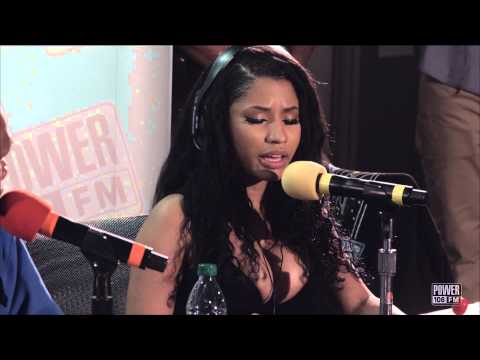 Nicki Minaj Talks How Beyonce Features Happened On The Pink Print