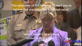 The No on Measure 91 Campaign Says There's No Medical Value to Marijuana (FINAL)