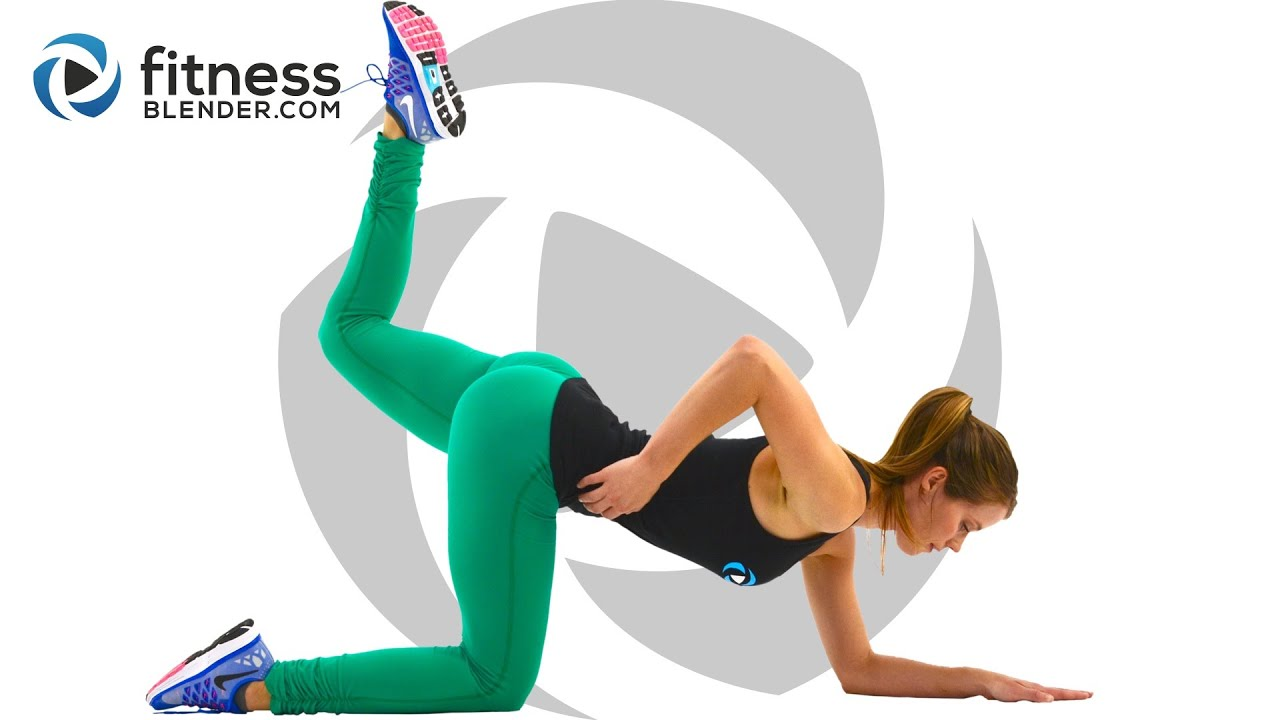 The Best Playlist for Butt Workouts picture
