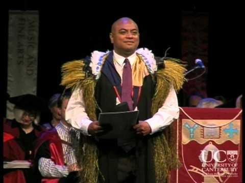 UC Graduation: 14 December 2012 - morning ceremony
