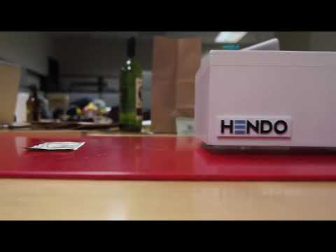 Demonstration of Hendo Levitation Technology