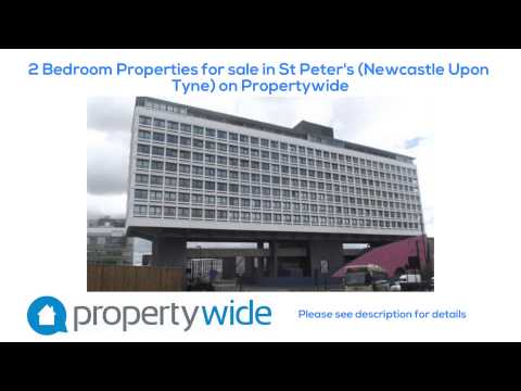 2 Bedroom Properties for sale in St Peter's (Newcastle Upon Tyne) on Propertywide