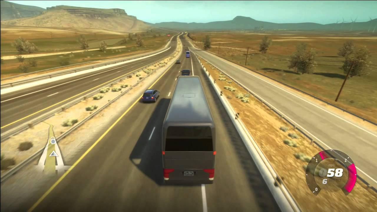 Forza Horizon Tour Bus Xbox