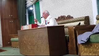 Seyid Salih Özcan Abi, mehmet Güllük abi anlatıyor