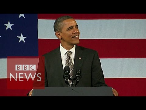 Obama refuses ALS ice bucket challenge but donates instead - BBC News