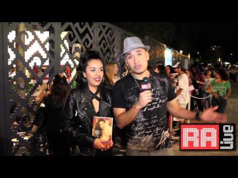 Selena Fiesta De La Flor + Chris Perez Interview