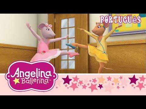 Angelina Ballerina Dance Like A Cake Day