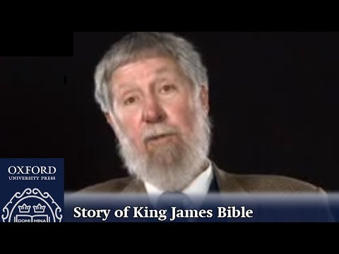 Gordon Campbell - Bible: The Story Of King James Version, 1611-2011 video