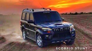 SCORPIO Stunt | Jumping Scorpio | Modified Cars
