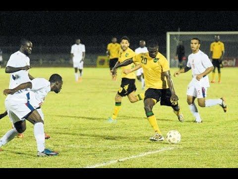 HAITI vs JAMAICA: 2014-11- 27