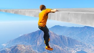 HOLD ON OR FALL! (Gta 5 Funny Moments)
