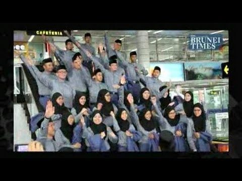 Brunei SSEAYP participants leave for Japan