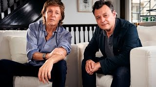 Paul McCartney on writing with Michael Jackson - From interview with James Dean Bradfield