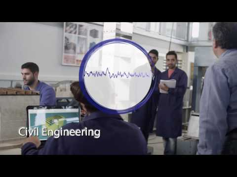 Departments of Mechanical and Civil Engineering