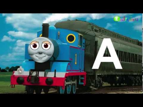 Thomas And Friends ABC Alphabet song for Kids