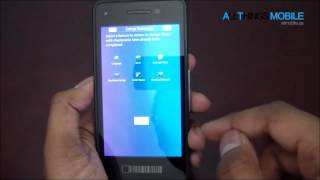 BlackBerry 10 Dev Alpha Overview