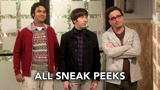 """The Big Bang Theory 11x20 All Sneak Peeks """"The Reclusive Potential"""" (HD)"""