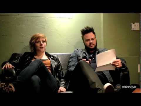 Neon Trees interviews Neon Trees