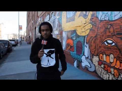Brooklyn Urban Art Project - Williamsburg