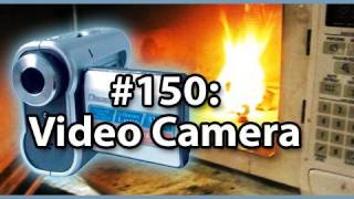 Is It A Good Idea To Microwave A Video Camera?