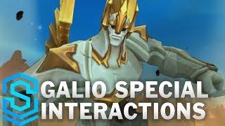 Galio Special Interactions