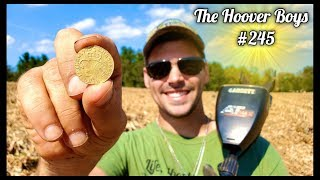 These people had MONEY! Metal Detecting a RICH Virgin Revolutionary Homestead