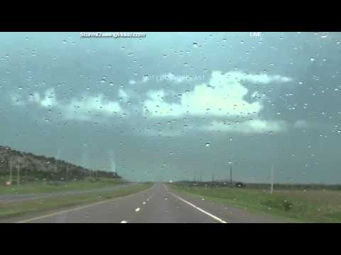 Snyder, OK Storm Chase - Jesse Walters
