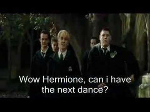 Draco And Hermione Just The