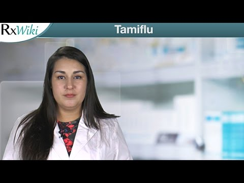 Tamiflu a Prescription Medication Used to Treat Flu - Overview