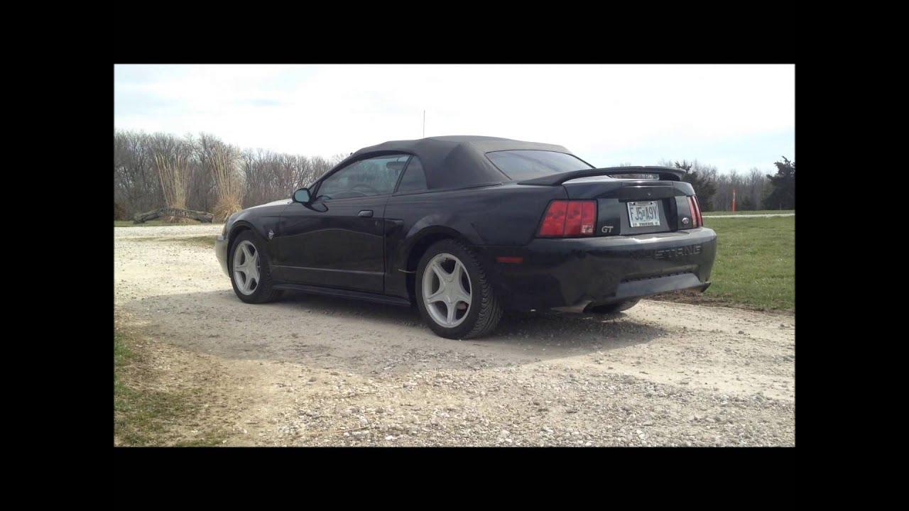 Mustang   Cat Back