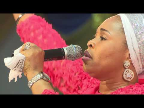 Tope Alabi: June 2017 Holy Ghost Party
