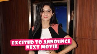 Mawra Is Excited To Announe Her Next Movie | Latest Bollywood Movies News 2016