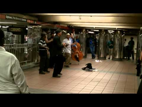 New York City Subway - Great Singers