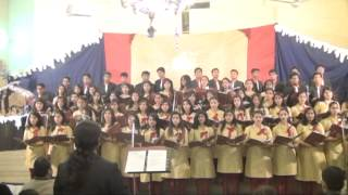 "Girinirakal Paadunnu - MSF Ludhiana Carol 2012 - ""The Birth of Salvation"""