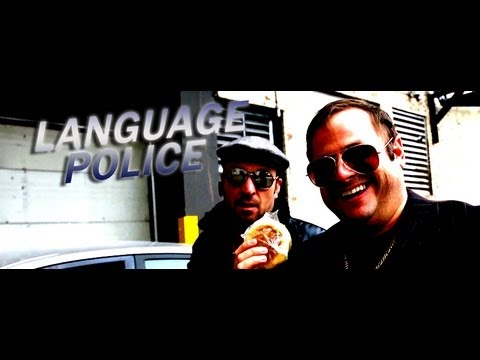 Language Police Ep.01 | Double Offense