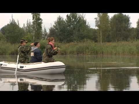 ловля леща в разлив