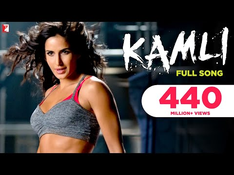 Kamli - Full Song - Dhoom:3 - Katrina Kaif video