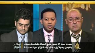 الواقع العربي- أهلية النظام السوري بعد سقوط المعابر